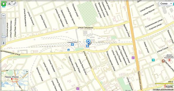 Плагин yandex maps