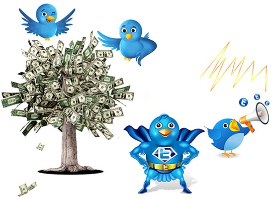 биржи для заработка на твиттере