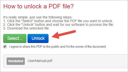 обработка файла вThePDF