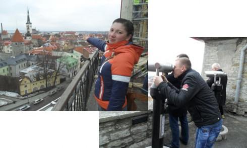 Нижний город в Эстонии