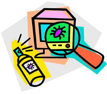вирус на блоге, что делать