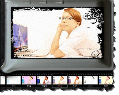 Pixlr o-matic  сервис по редактированию онлайн фото