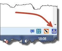 Кнопка расширения для браузера
