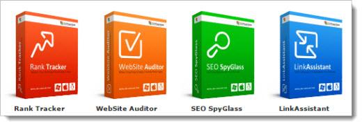 Набор SEO PowerSuite
