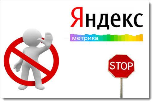 Как Яндекс Метрика вредит сайту