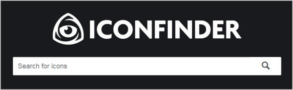 сервис IconFinder