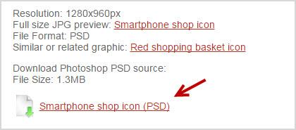 скачивание картинки в PSDGraphics