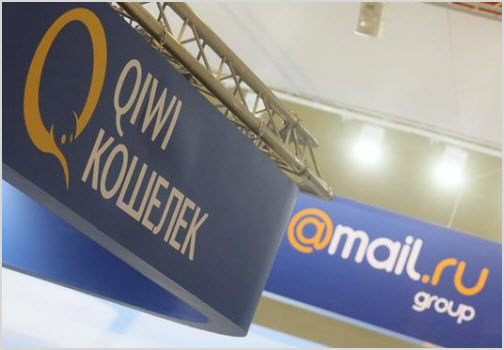 Qiwi приобрела систему Деньги@Mail.ru