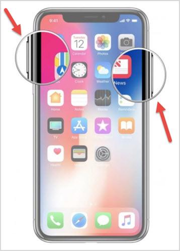Новый Айфон Икс