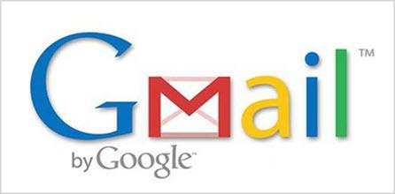 Логотип почты Гугл