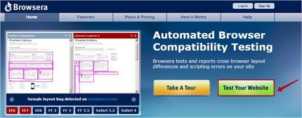 сервис browsera.com
