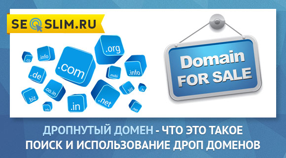 Поиск дроп доменов