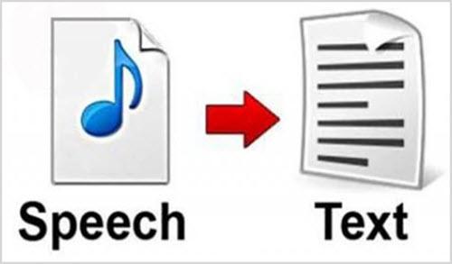 Схема транскрибации
