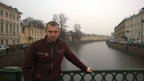 Максим Войтик