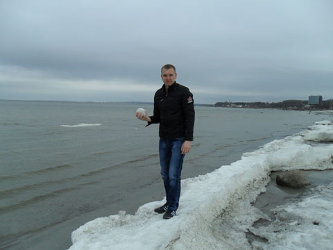 Балтийское море Таллинн