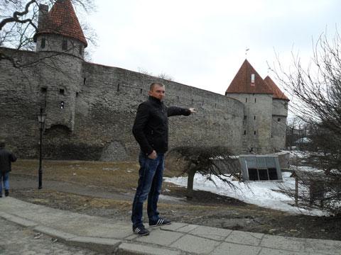 Крепость в Эстонии