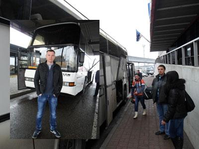 Путешествие в Латвию