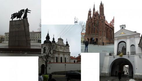 Достопримечательности Литвы Вильнюс