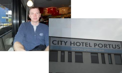 Таллин гостиница