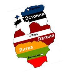 страны прибалтики