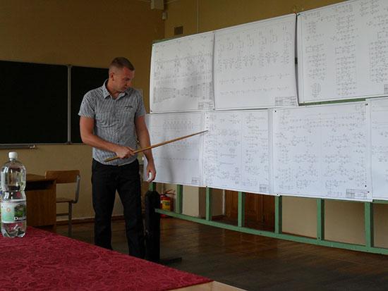 защита дипломного проекта
