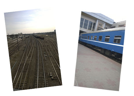 поезд Брест - Санкт-Питербург