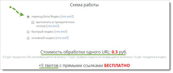 переход бота Яндекс