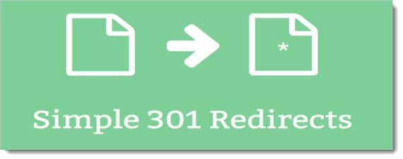 301 редирект php