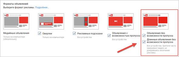 форматы рекламы с медиа сетью