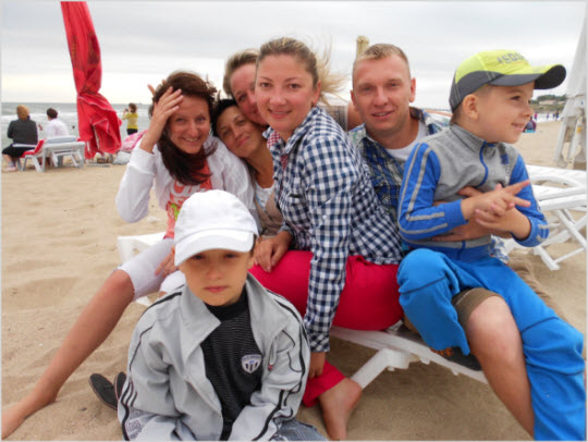 отдых на Черном море в Ильичевске