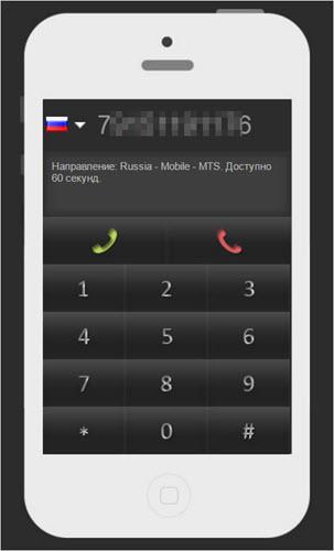 звонки через сервис звонки.онлайн
