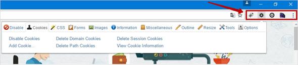 параметры сайта в browserstack.com