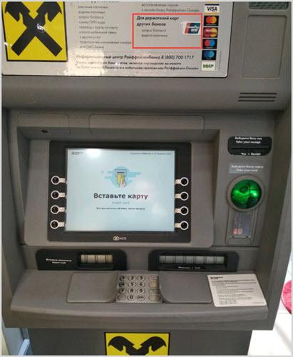 Партнерские банки