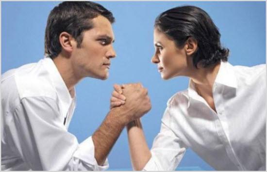 Кто сильней мужчина или женщина