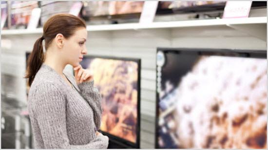 Покупка ТВ