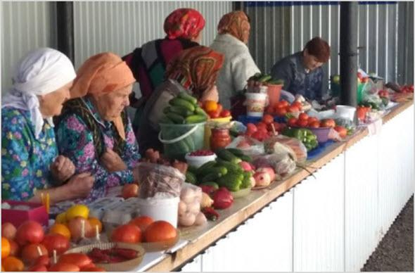Мини рынок