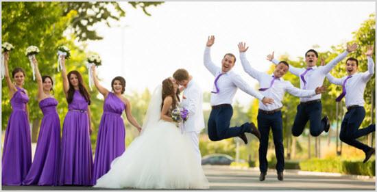 Планирование свадеб