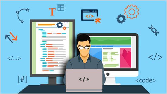 Разработчик веб-проектов