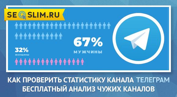 Как проверить статистику Telegram-канала