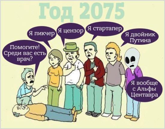 Что нас ждет в 2075 году