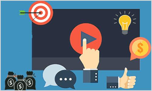 Доходы в сети на видео