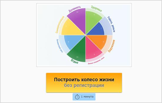 Онлайн шаблон