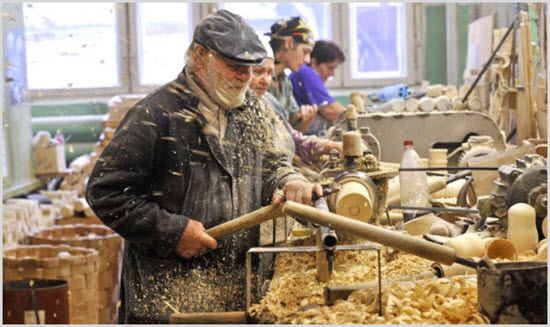 Пенсионный труд
